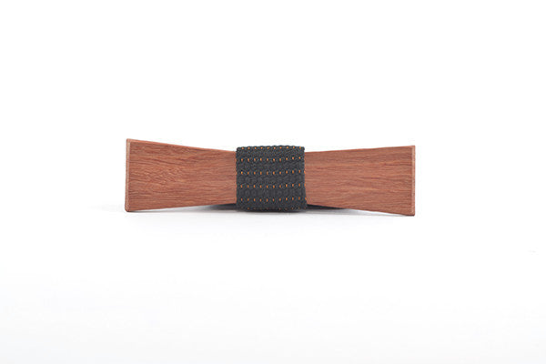 Mens Accessories - Peggy And Finn Charlton Jarrah Skinny Bowtie