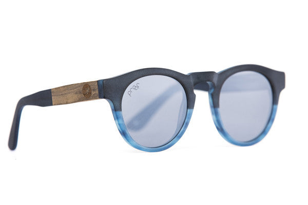 Sunglasses - Proof Banks ECO Blue Polarised Sunglasses