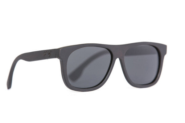 Sunglasses - Proof Cascade Ebony Polarised Sunglasses