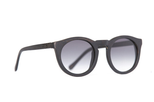 Sunglasses - Proof Hayburn Ebony Grey Sunglasses