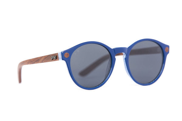 Sunglasses - Proof Hayburn ECO Navy Polarised Sunglasses
