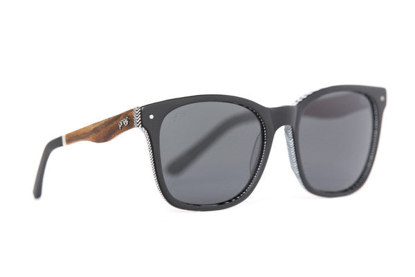 Sunglasses - Proof Scout ECO Black Polarised Sunglasses