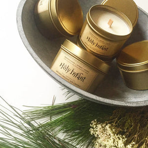 SOY CANDLE | HOLY INFANT