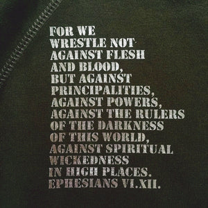 YHWH MILITARY | MEN'S TACTICAL SWEATER