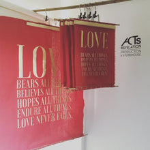 Load image into Gallery viewer, LOVE ENDURETH | I CORINTHIANS 13:7-8