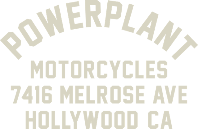 Powerplant Motorcycles Logo