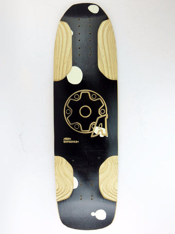 Aeon Skate Co. Expedition skateboard