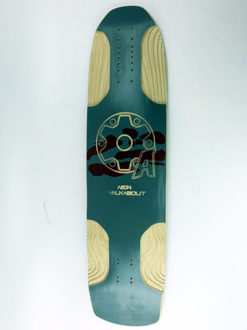 Aeon Skate Co. Walkabout longboard