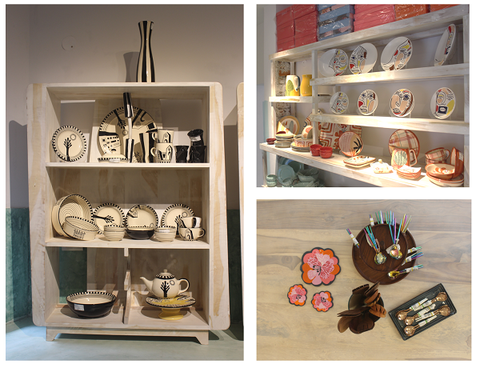 ceramic ware & gifting accessories