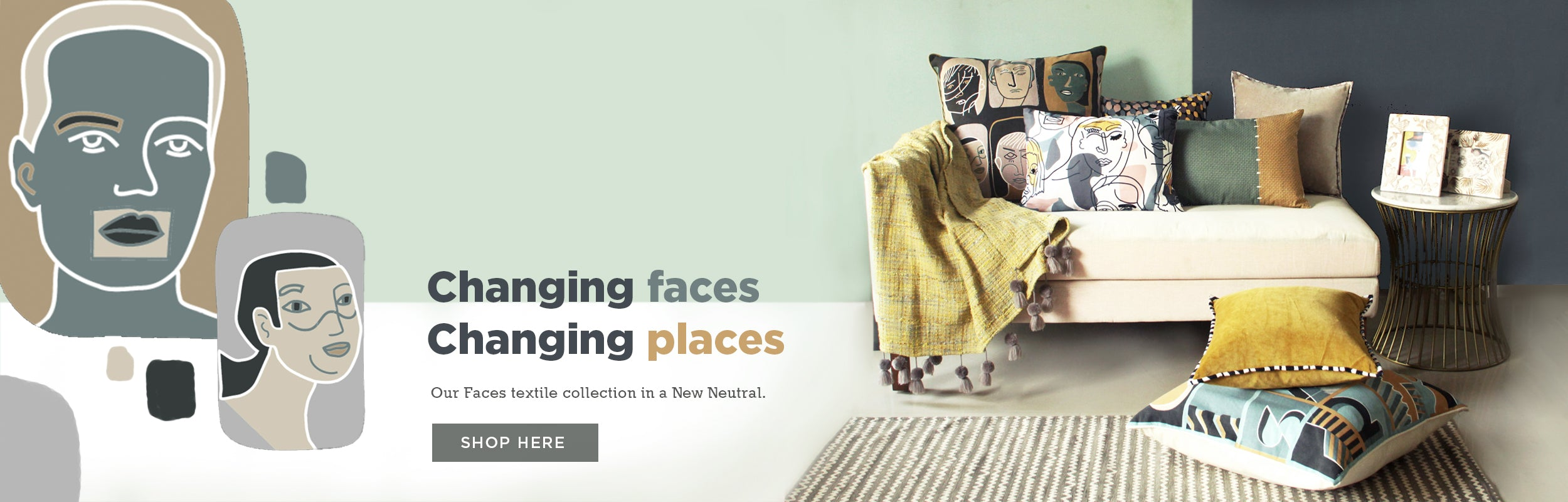 face textile collection
