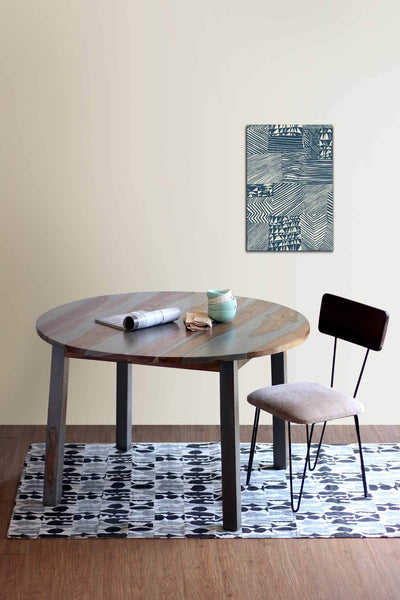 discount dining sets online modern sideways grey round dining table dia 48 30 in sheesham wood buy dining table set study online in india freedom tree