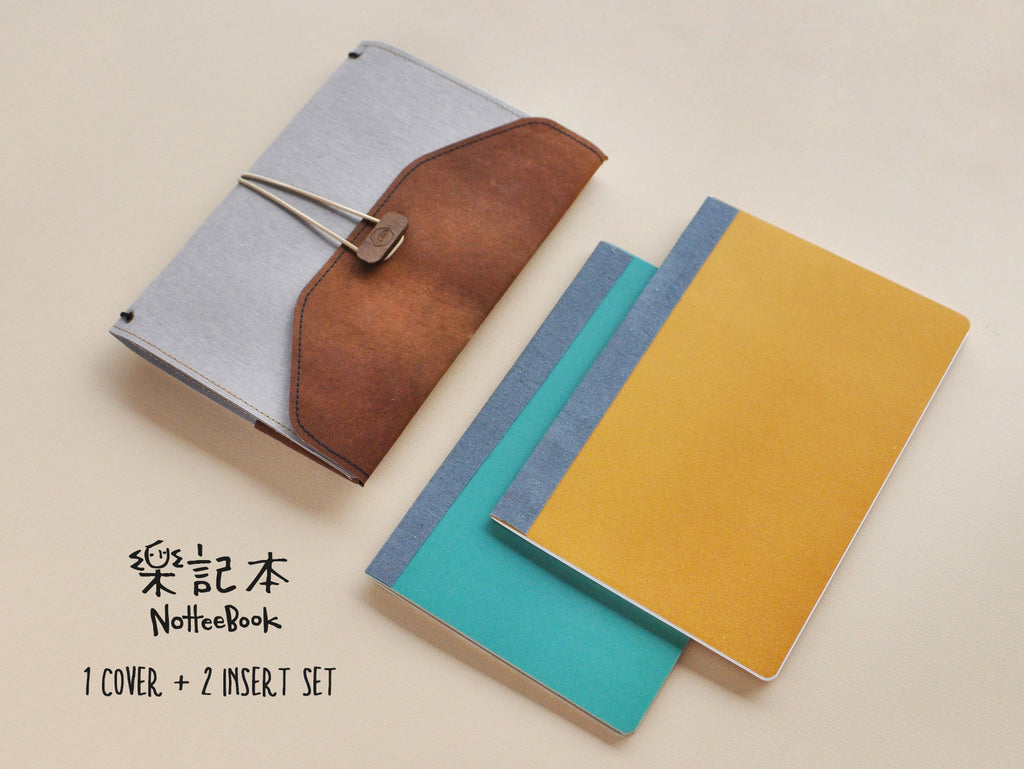 NotteeBook 1+2 Set