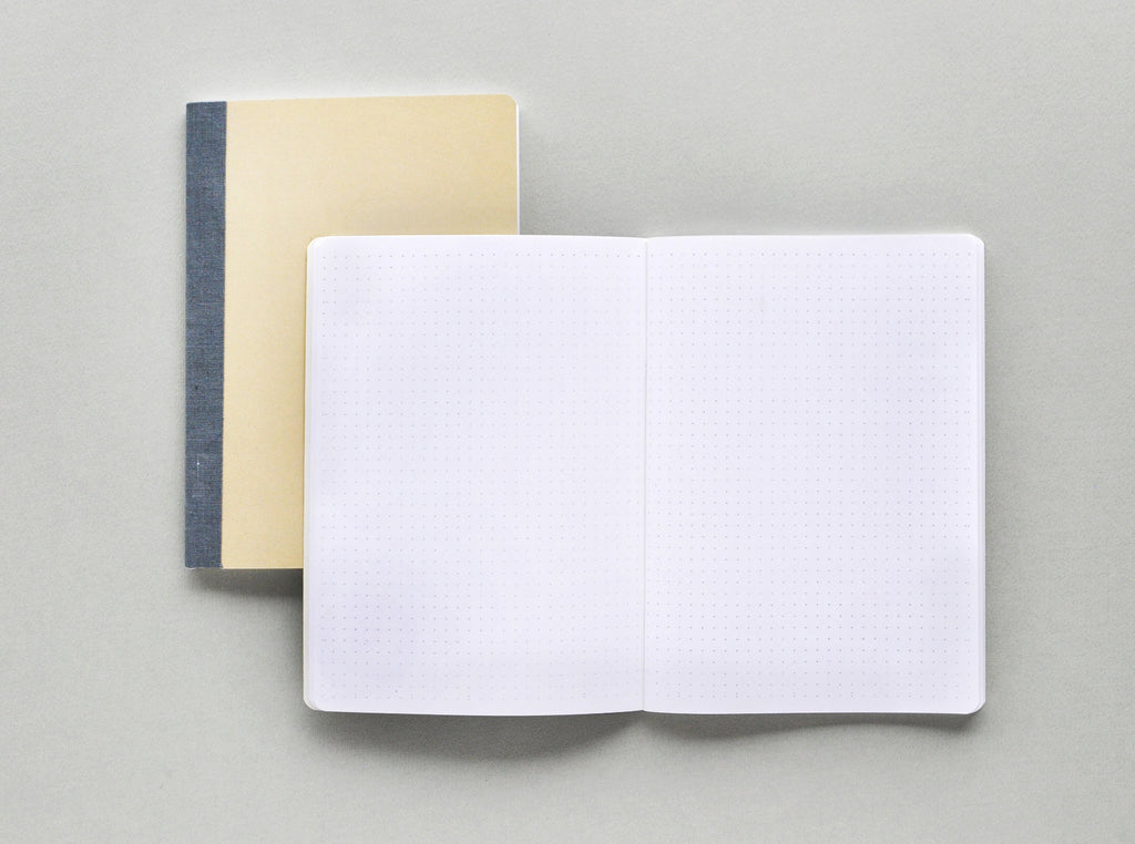 A5 Dotted Grid Notebook Insert