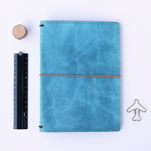 A5 Washable Kraft Paper Traveler's Notebook
