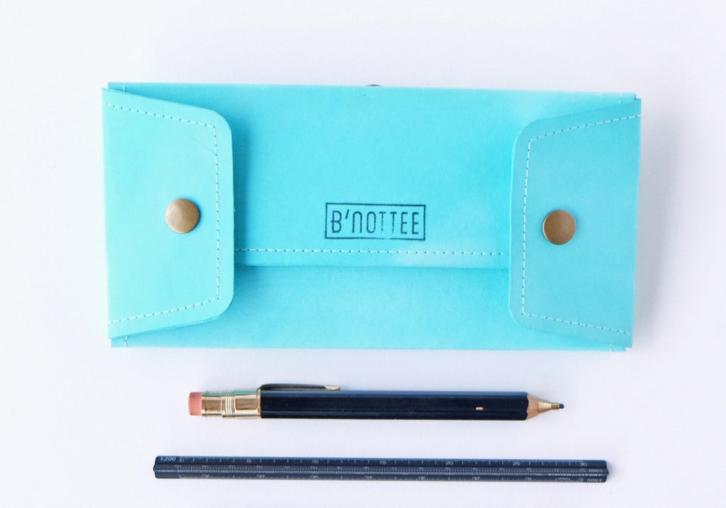 Lipat - Folded Pencil Case with Elastic Band