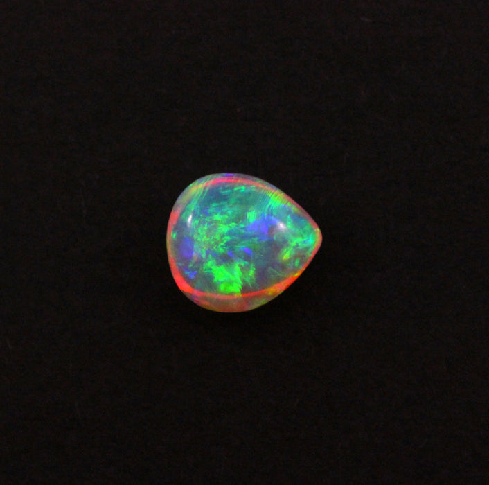 Australian jelly opal 3.36 carat loose gemstone - Double sided loose gemstone - Sarah Hughes - 8