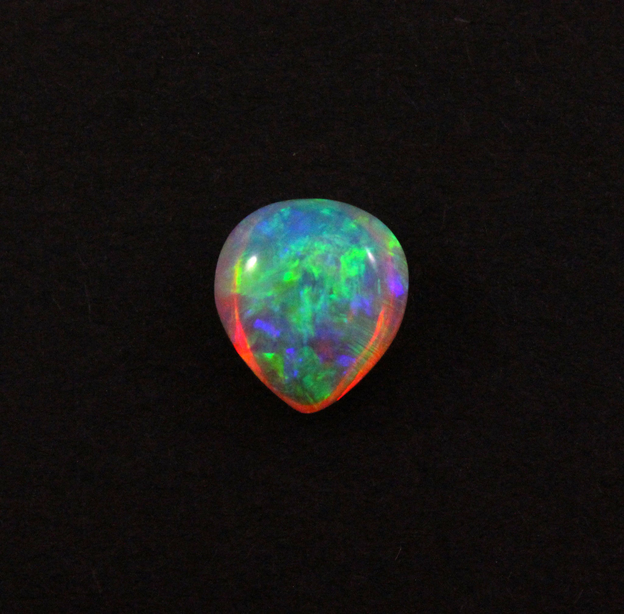 Australian jelly opal 3.36 carat loose gemstone - Double sided loose gemstone - Sarah Hughes - 9