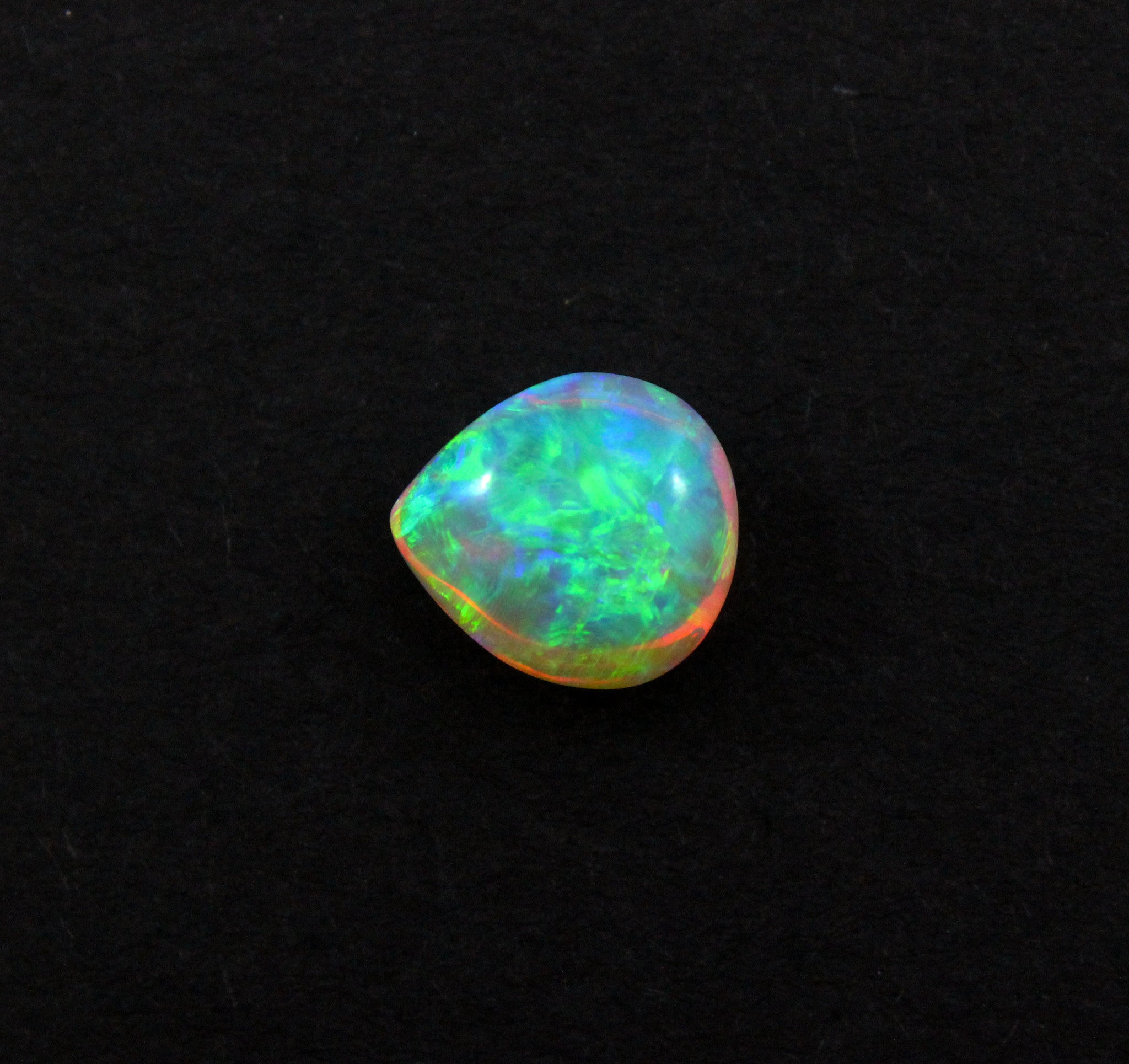 Australian jelly opal 3.36 carat loose gemstone - Double sided loose gemstone - Sarah Hughes - 3