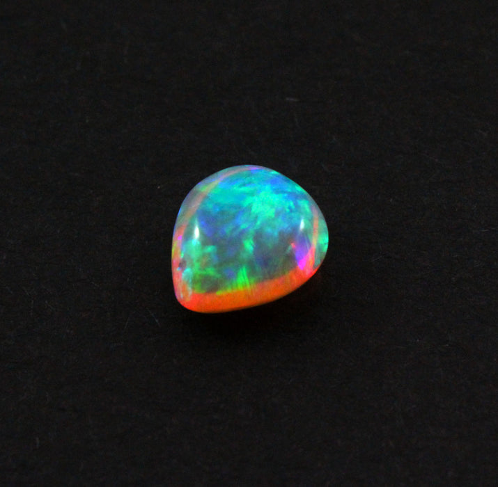 Australian jelly opal 3.36 carat loose gemstone - Double sided loose gemstone - Sarah Hughes - 4