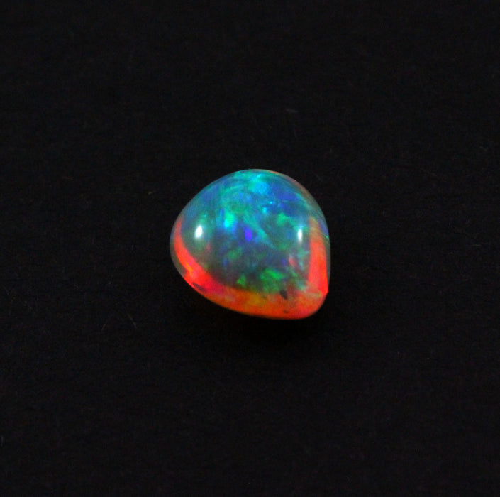 Australian jelly opal 3.36 carat loose gemstone - Double sided loose gemstone - Sarah Hughes - 5