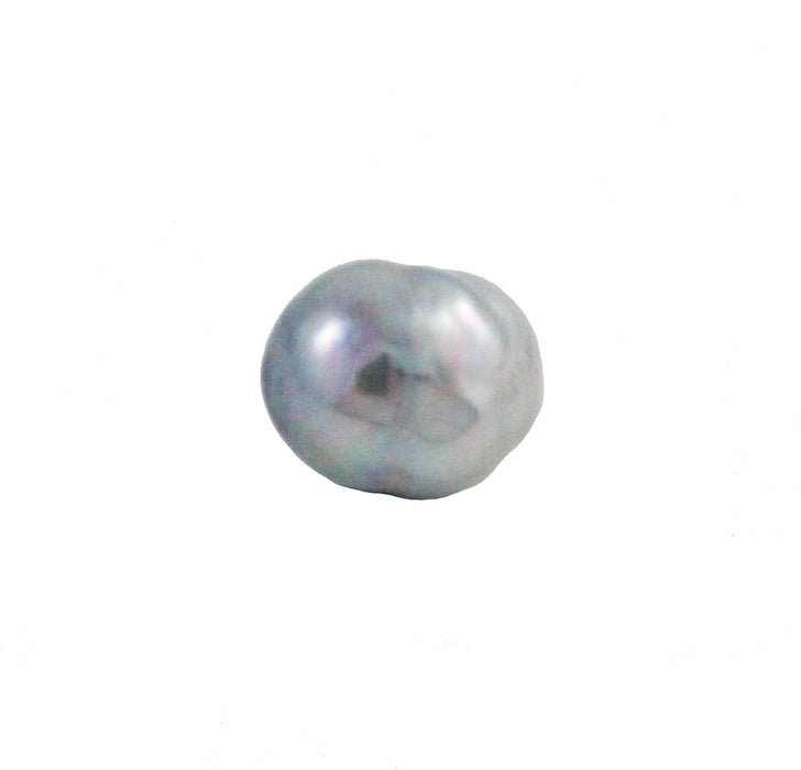 Tahitian pearl undrilled 0.89gr 10.22x8.26mm - Purchase only with custom order - Sarah Hughes - 6