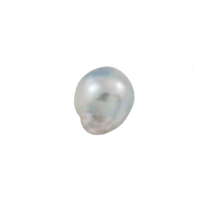 Tahitian pearl undrilled 0.94gr mm 10.44x8.6mm - Purchase only with custom order - Sarah Hughes - 3