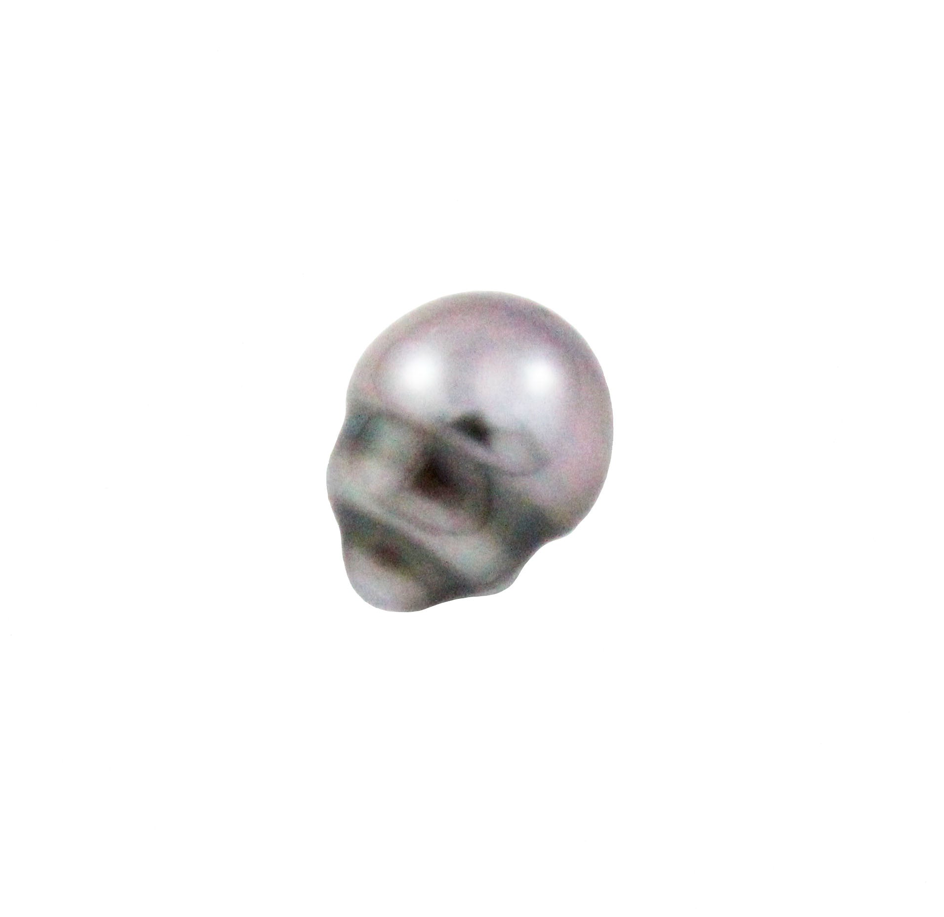 Tahitian pearl undrilled 1.00gr mm 10.8x8.3mm - Purchase only with custom order - Sarah Hughes - 2