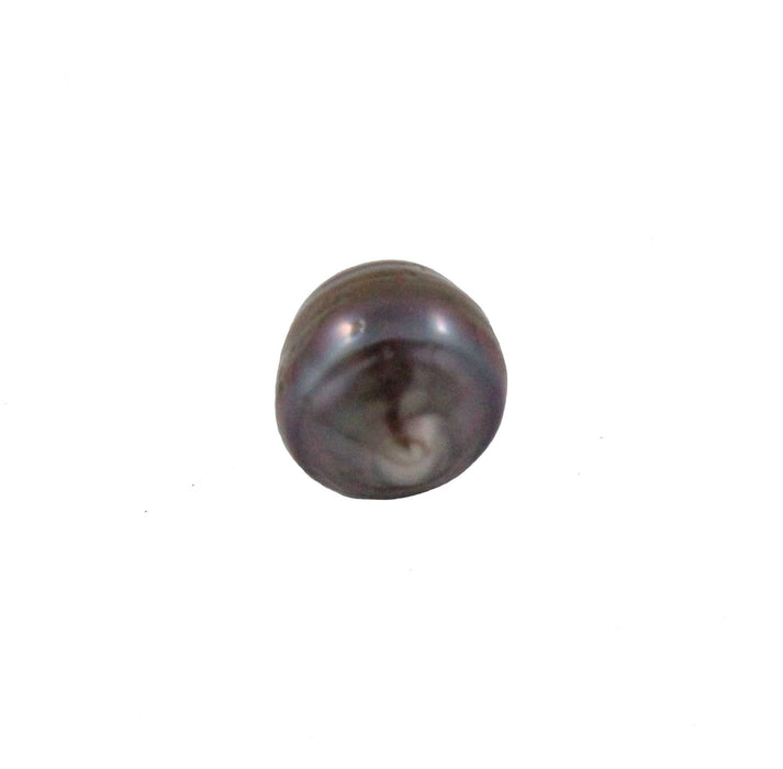 Tahitian pearl undrilled 1.04gr mm 10.48x9mm - Purchase only with custom order - Sarah Hughes - 2