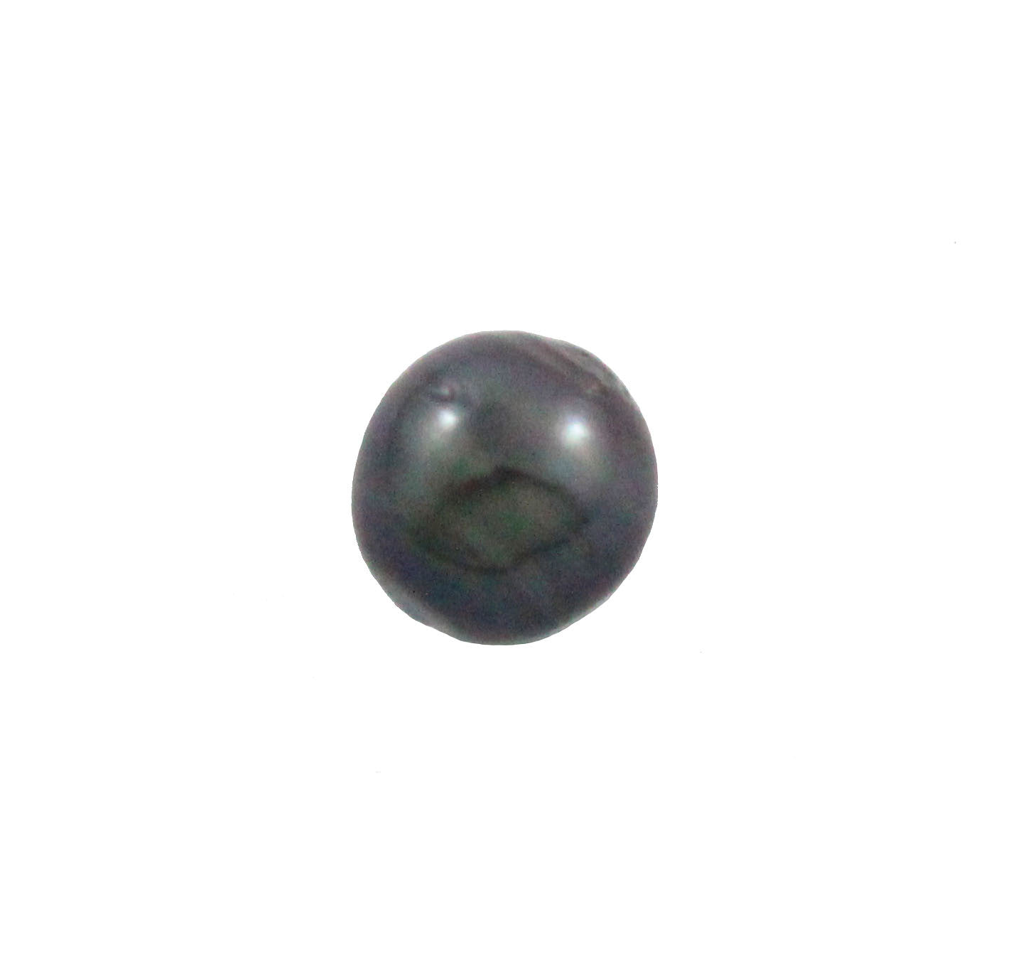 Tahitian pearl undrilled 1.05gr mm 9.18x8.85mm - Purchase only with custom order - Sarah Hughes - 4