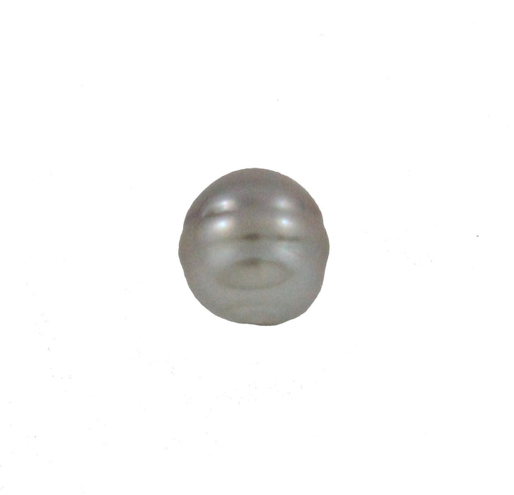 Tahitian pearl undrilled 1.05gr 9.5x9mm - Purchase only with custom order - Sarah Hughes - 5