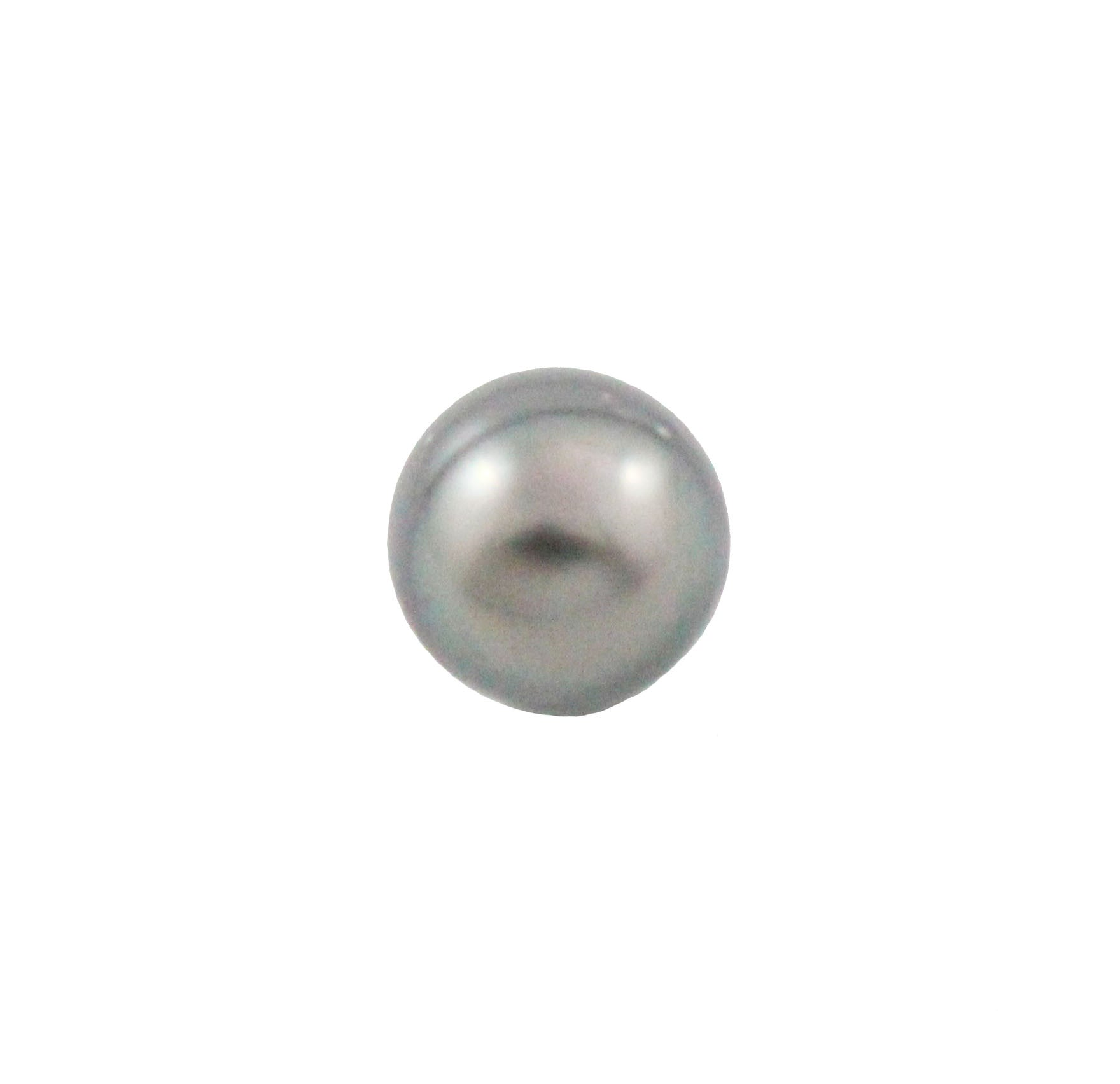 Tahitian pearl undrilled 1.05gr mm 10x8.92mm - Purchase only with custom order - Sarah Hughes - 5