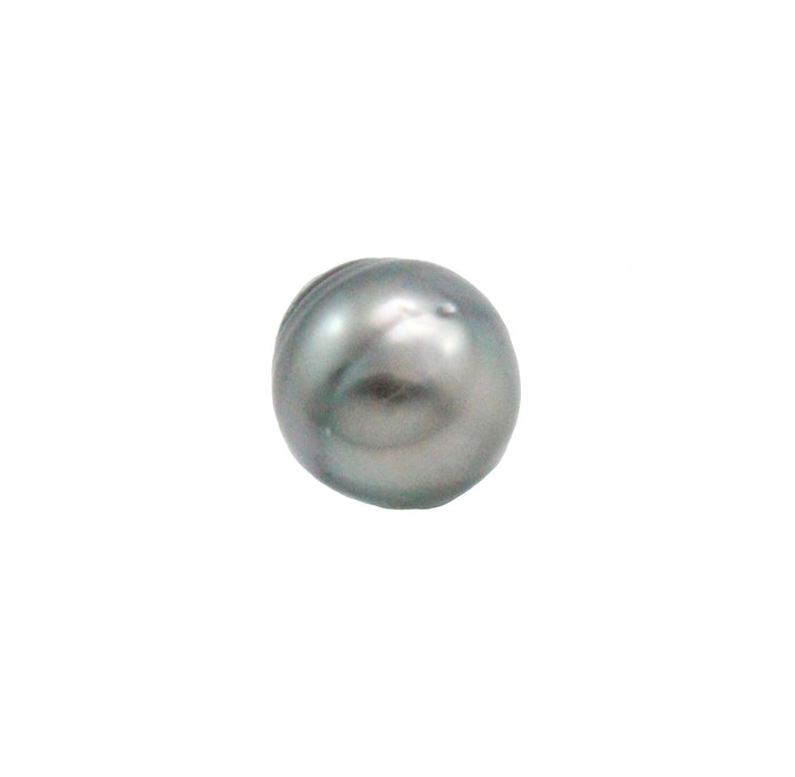 Tahitian pearl undrilled 1.05gr mm 10x8.92mm - Purchase only with custom order - Sarah Hughes - 7