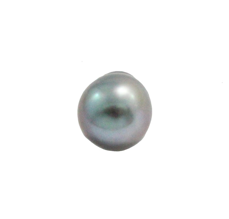 Tahitian pearl undrilled 1.07gr mm 11.56x9mm - Purchase only with custom order - Sarah Hughes - 6