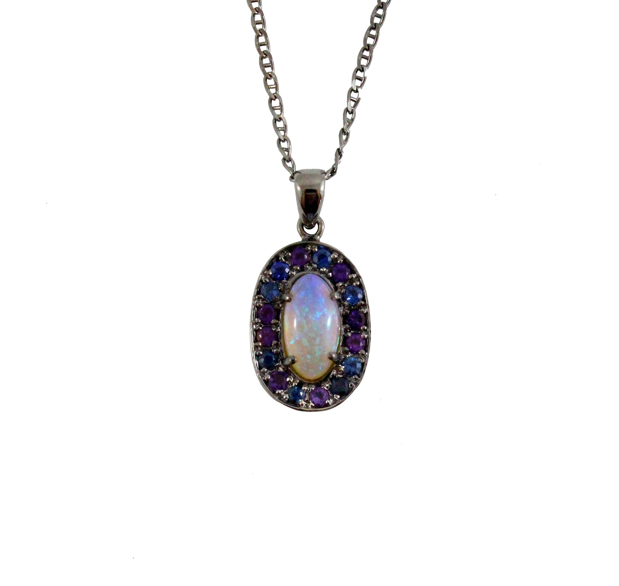 Australian jelly opal 1.70 carat loose gemstone - Design your own custom jewelry CLICK HERE - Sarah Hughes - 2