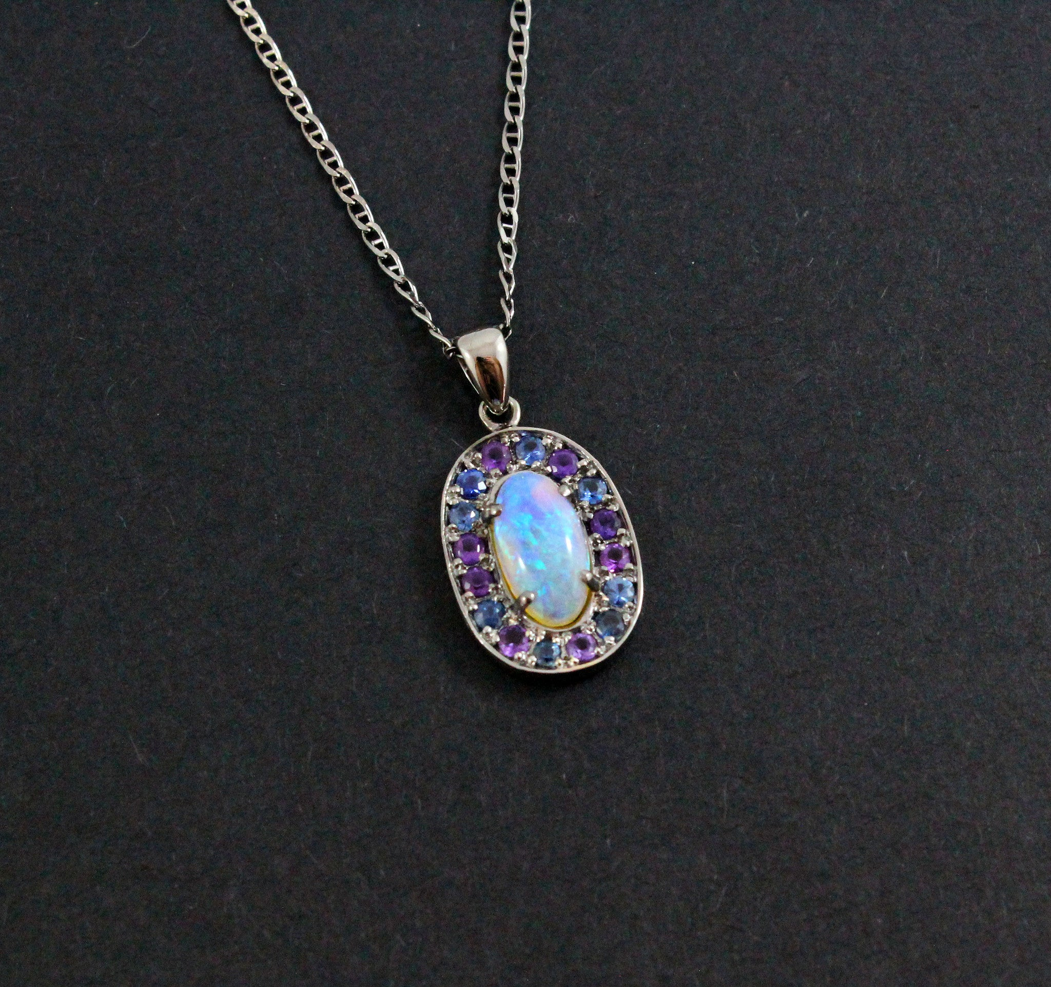 Australian jelly opal 1.70 carat loose gemstone - Design your own custom jewelry CLICK HERE - Sarah Hughes - 6