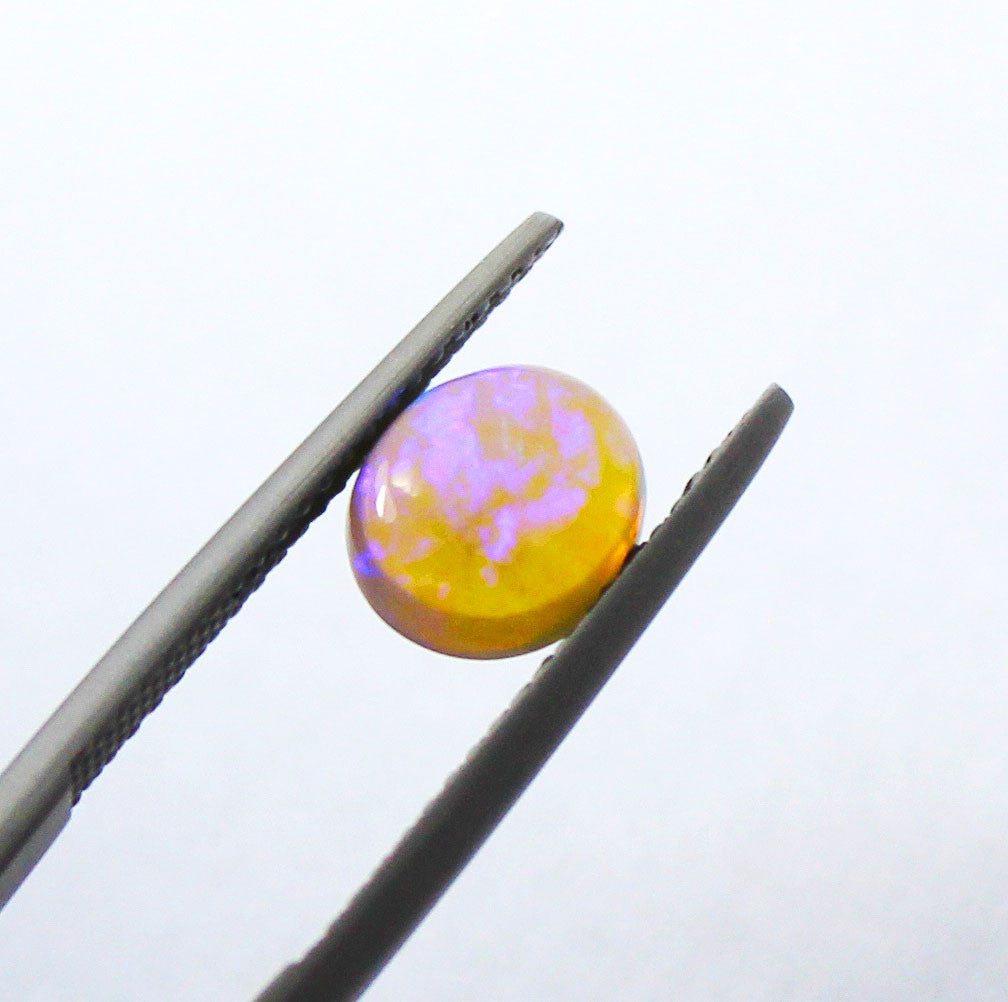 Australian jelly opal 1.40 carat loose gemstone - Designer cabochon CLICK HERE - Sarah Hughes - 9