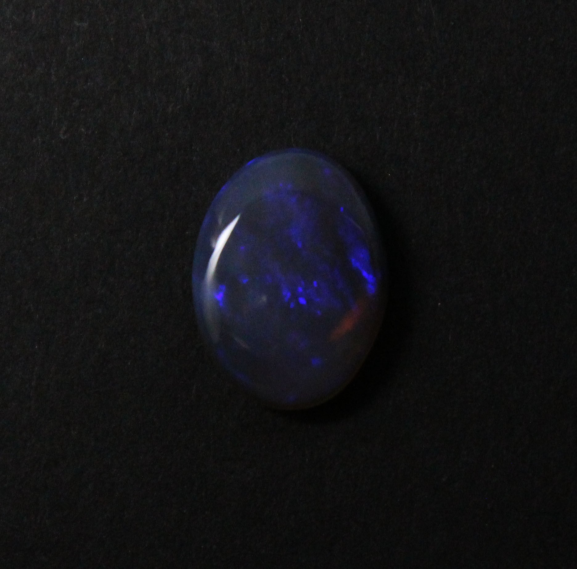 Australian jelly opal 3.50 carat loose gemstone - Design your own custom jewelry CLICK HERE - Sarah Hughes - 10