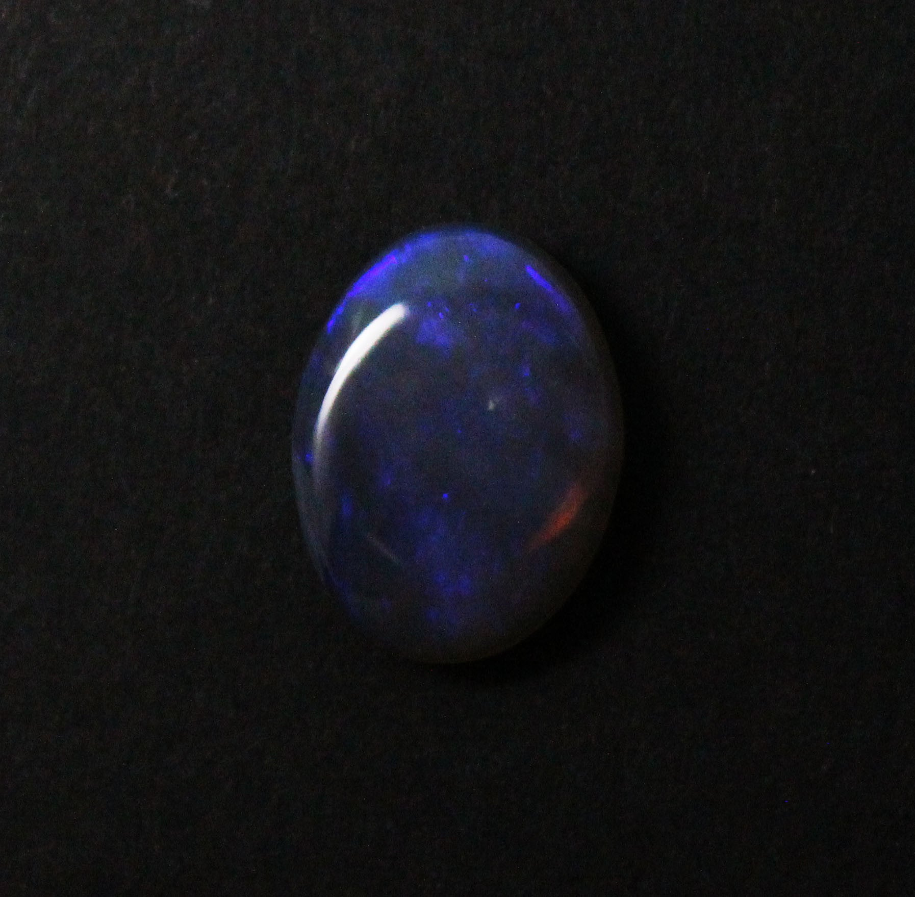 Australian jelly opal 3.50 carat loose gemstone - Design your own custom jewelry CLICK HERE - Sarah Hughes - 2