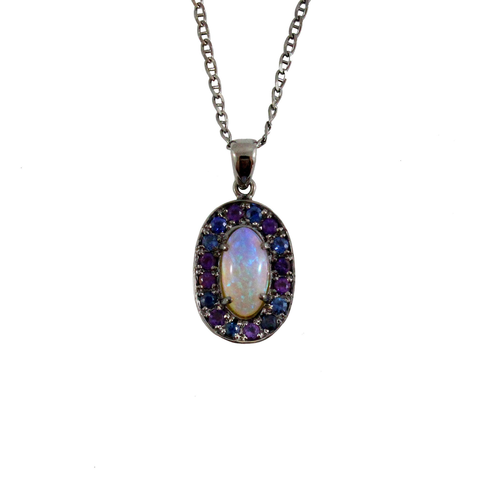 Australian jelly opal 1.70 carat loose gemstone - Design your own custom jewelry CLICK HERE - Sarah Hughes - 1