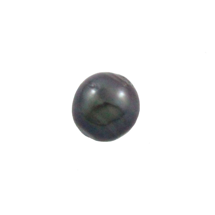 Tahitian pearl undrilled 1.05gr mm 9.18x8.85mm - Purchase only with custom order - Sarah Hughes - 1