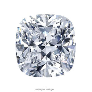 1.24Ct. Cushion Diamond F SI1 GIA2173606584