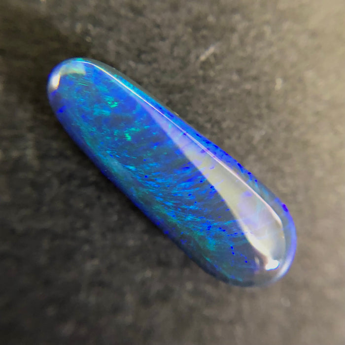 Australian black opal 1.40 carat loose gemstone - Customise this or buy loose