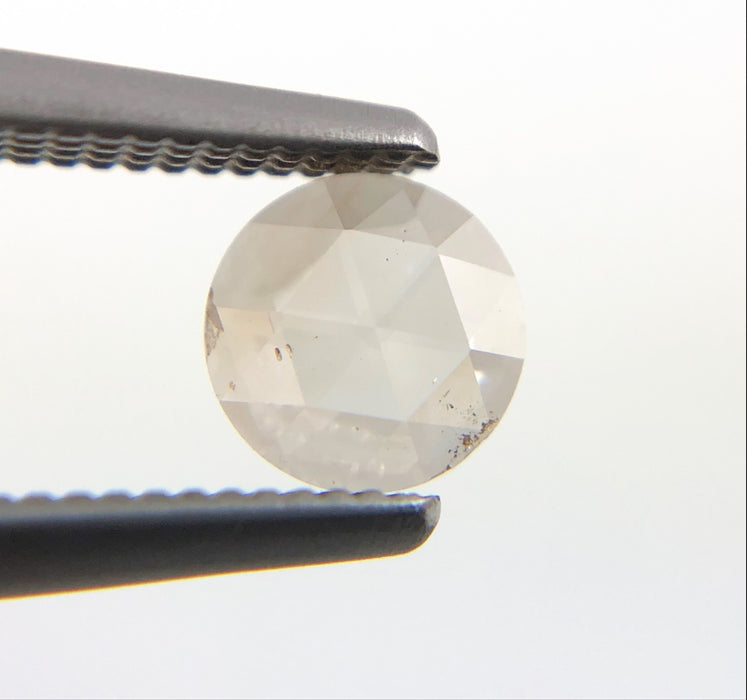 Champagne diamond round cut 0.28 carat loose gemtone - Buy loose or Make your own custom jewelry