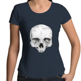 """Forgetting God"" AS Colour Mali - Womens Scoop Neck T-Shirt"