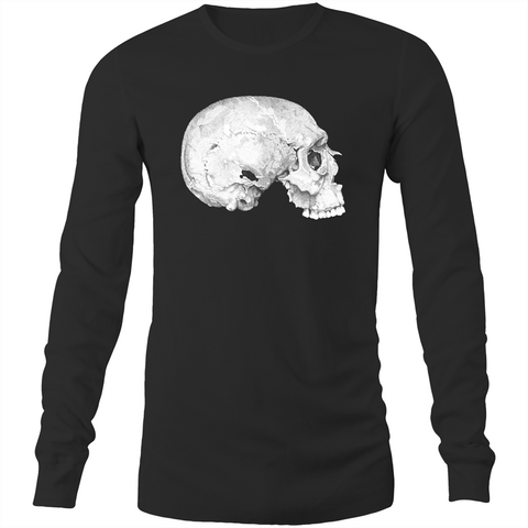 """The End"" AS Colour Base - Mens Long Sleeve T-Shirt"