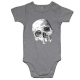 """The Eyes of Madness"" AS Colour Mini Me - Baby Onesie Romper"