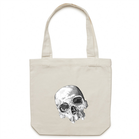 """The Eyes of Madness"" AS Colour - Carrie - Canvas Tote Bag"
