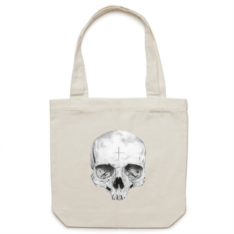 """Forgetting God"" AS Colour - Carrie - Canvas Tote Bag"
