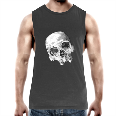 """The Eyes of Madness"" AS Colour Barnard - Mens Tank Top Tee"