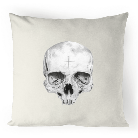 """Forgetting God"" 100% Linen Cushion Cover"